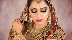 ASIAN BRIDAL LOOKS