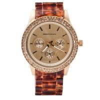 Tortouise Wristology Watch (boyfriend style) They event donate to charity with each purchase!