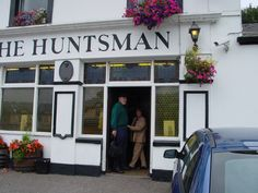 Pubs in Ireland are the place to be...like The Huntsman here.