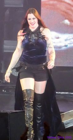 Floor Jansen Goddess U2014 FLOOR JANSEN The Goddess Of Metal ❤ Follow.