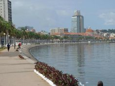 Luanda Angola i here the most expensive city in the world yet it's in Africa. The Other Side, Holiday Destinations, Holiday Travel, Continents, San Francisco Skyline, New York Skyline, Cool Photos, Tourism, World