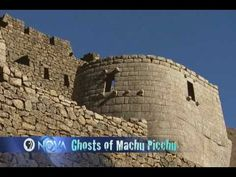 Why did the Incas abandon their city in the clouds? See NOVA   Ghosts of Machu Picchu 9/3 at 9 pm on WFYI 1.
