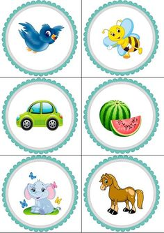 Woodland Cupcake Topper, Forest Cupcake Topper, Fox Cupcake Topper, Woodland Animal Topper, Printable Woodland Baby - Printables 4 Less 0087 Animal Activities For Kids, English Activities, Preschool Learning Activities, Book Activities, Printable Preschool Worksheets, Worksheets For Kids, Toilet Paper Crafts, Baby Clip Art, Bottle Cap Crafts