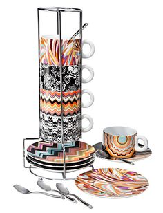 Missoni for Target. Love this set!