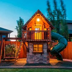 You won't believe these amazing kids playhouses                              …