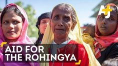Hard-line Buddhists protest as aid arrives for the persecuted Rohingya Muslims. #news #alternativenews