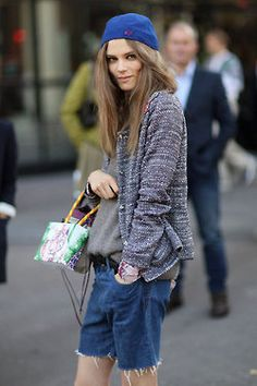 #streetstyle #denim #casual
