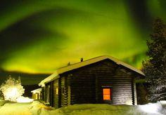 Auroras boreales desde Kiilopää (Finlandia) – El Universo Hoy