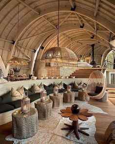Where the Elephants Roam: Sandibe Safari Lodge by Fox Browne and Michaelis Boyd Projects Interior Design