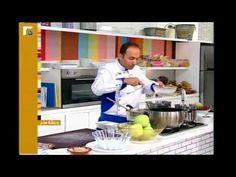 حلاوة الشميسة | حلاوة السميد - Chef Chadi Zeitouni - YouTube