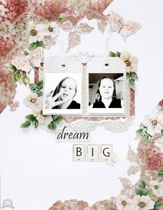 Couture Creations: Dream Big by Anita Bownds