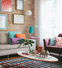 8 Easy Ways to Add Color to a Room
