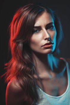 Rebecca, photographed by Grzegorz Biermanski