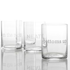 for him: Bourbon Glass #giftguide