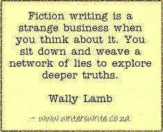 Fiction Writing