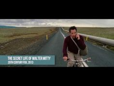 Ben Stiller on Iceland and The Secret Life of Walter Mitty - YouTube. SO want to go here now!