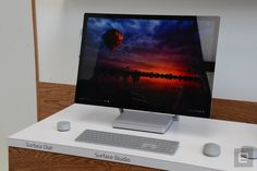 Microsoft's big-screen Surface Studio is an engineering marvel