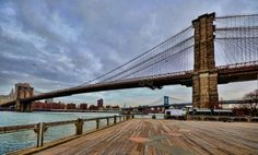 brooklyn bridge by Sheffi M. on 500px