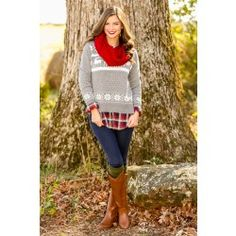 Sleigh Ride With You Sweater-Ivory - $39.00
