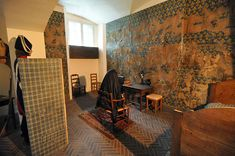 Marie Antoinette's Cell at the Conciergerie