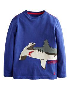 """#Joules Shirt """"Jack"""" - € 27,95 - Wikimo Kindermode, Kinder Shirt, dunkelblau by Tom Joule   wikimo.eu"""