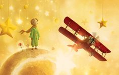 Wallpaper exclusive,  first,  look,  the little prince,  the,  little,  prince