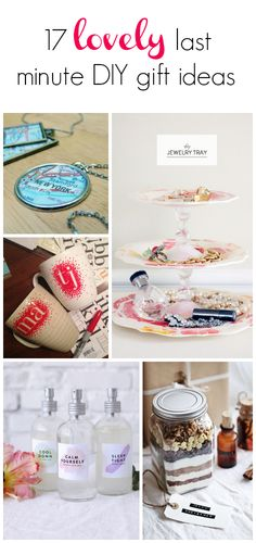 17 DIY Christmas gift ideas you'll want to keep yourself! http://www.cosmopolitan.co.uk/worklife/campus/g3864/cool-diy-christmas-gifts/