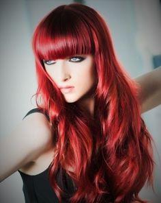 Frisuren für lange Webart können Ihren Look in schöner aussehen