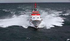 46-Meter-Seenotkreuzer   DGzRS Die Seenotretter