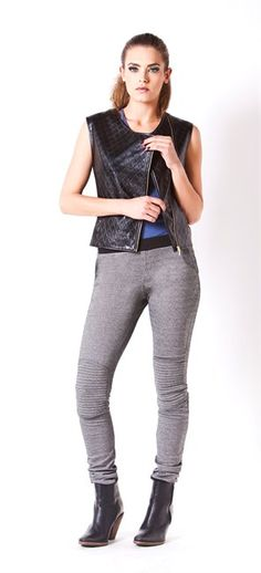 Nzsale - Womens Jogging Pants Black & White