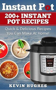 Free eBook Download: Instant Pot Cookbooks