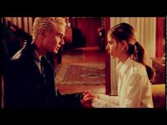 """Colorblind - Spike & Buffy - TRIGGER WARNING - this video covers the whole of their relationship, including the rape scene from """"Seeing Red"""", so don't watch if you don't want to see that scene."""