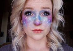 Galaxy freckles                                                                                                                                                                                 More