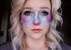 Galaxy freckles                                                                                                                                                                                 More