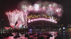 I M World: New Year's Eve: Global celebrations bring in 2015