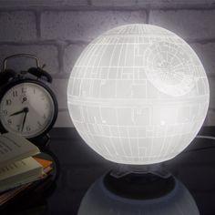 Lampe d'ambiance Star Wars Etoile de la Mort