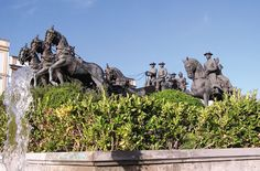 'Jerez' de la Frontera - A place for sipping 'Sherry' and very classical horsin' around
