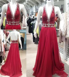 real picture prom dress