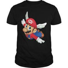 Super mario 64 - got my wings - Tshirt