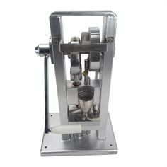 Manual Sola tableta del sacador de prensa/píldora máquina de la prensa/pastilla que hace/(tipo más ligero) TDP-0hand-operated mini tipo 20 KG(China (Mainland))