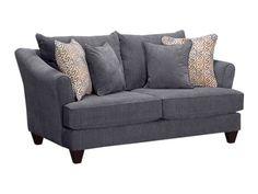 Monica Spa Loveseat - Value City Furniture  $489