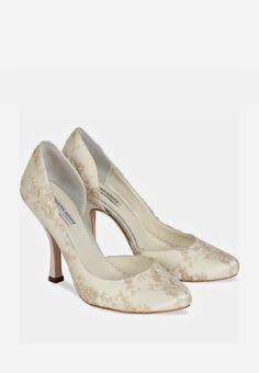 Benjamin Adams Elisabeth Wedding Shoes