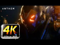 ANTHEM 4K ¡¡ TRAILER E3 2017 SPECTACULAR ¡¡