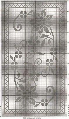 Kira scheme crochet: Scheme crochet no. 1731