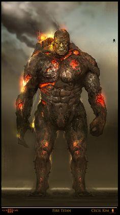 Fire_Titan_God_of war 3