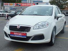 Fiat Linea 1.3 Multijet Pop 2015 HATASIZ-BOYASIZ 1.3 Multijet Pop 14933 KM