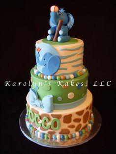 Elephant Baby Shower — Baby Shower