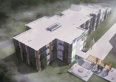 Projekt inżynierski Ośrodka rehabilitacji/ Engineer 4 by Kokoro-Architecture Kokoro, Engineering, Deviantart, Gallery, Projects, Design, Log Projects, Roof Rack, Mechanical Engineering