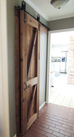 DO or DIY   How to Build a Barn Door