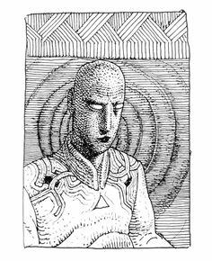 Jean Giraud - Moebius